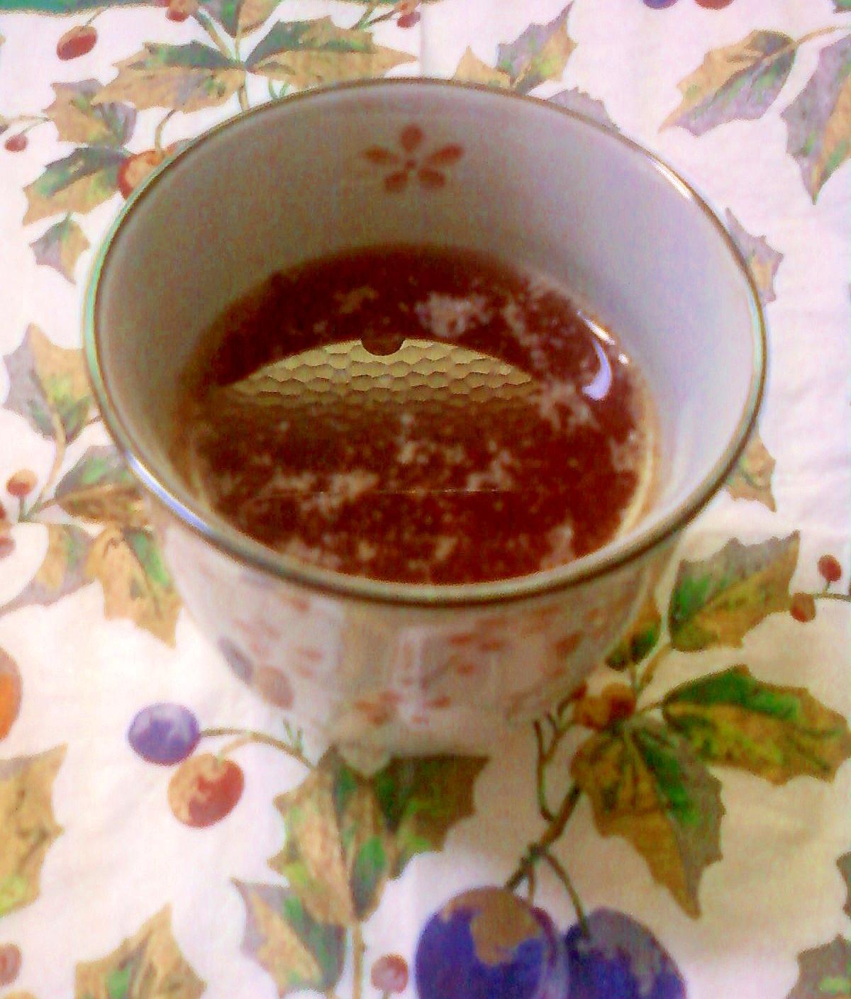 ゜擂りごまザクロ酢レモン緑茶゜・。。・゜゜