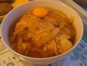 ◎具沢山♪キムチゲスープ