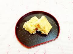 金柑風味♪おからケーキ