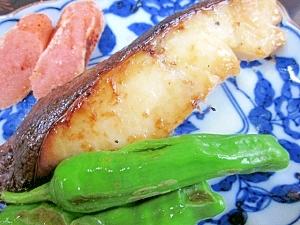 焼き魚定食♪