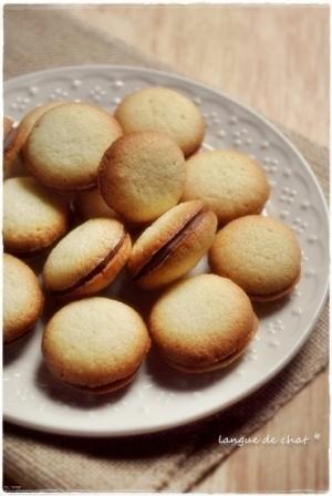3.ラングドシャクッキー