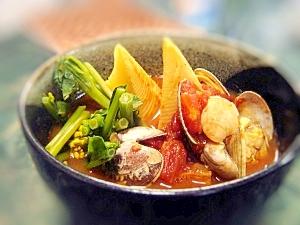 ☆筍とアサリ☆春のスープカレー