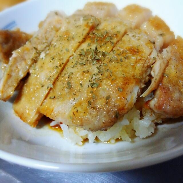 簡単★和風甘辛ステーキ丼