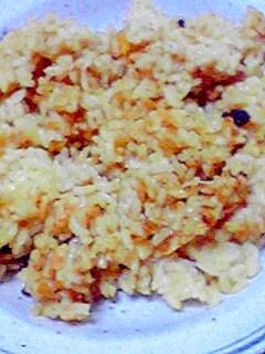 炊飯器で簡単☆発芽玄米入りミートライス♪