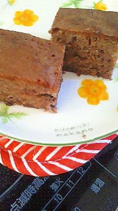 泡立不要♪とっても簡単な★おもてなし★チョコケーキ