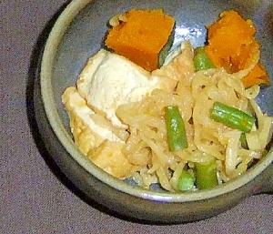 切り干し大根とお野菜の煮物