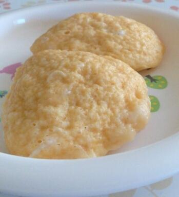 1. 蒸しパン
