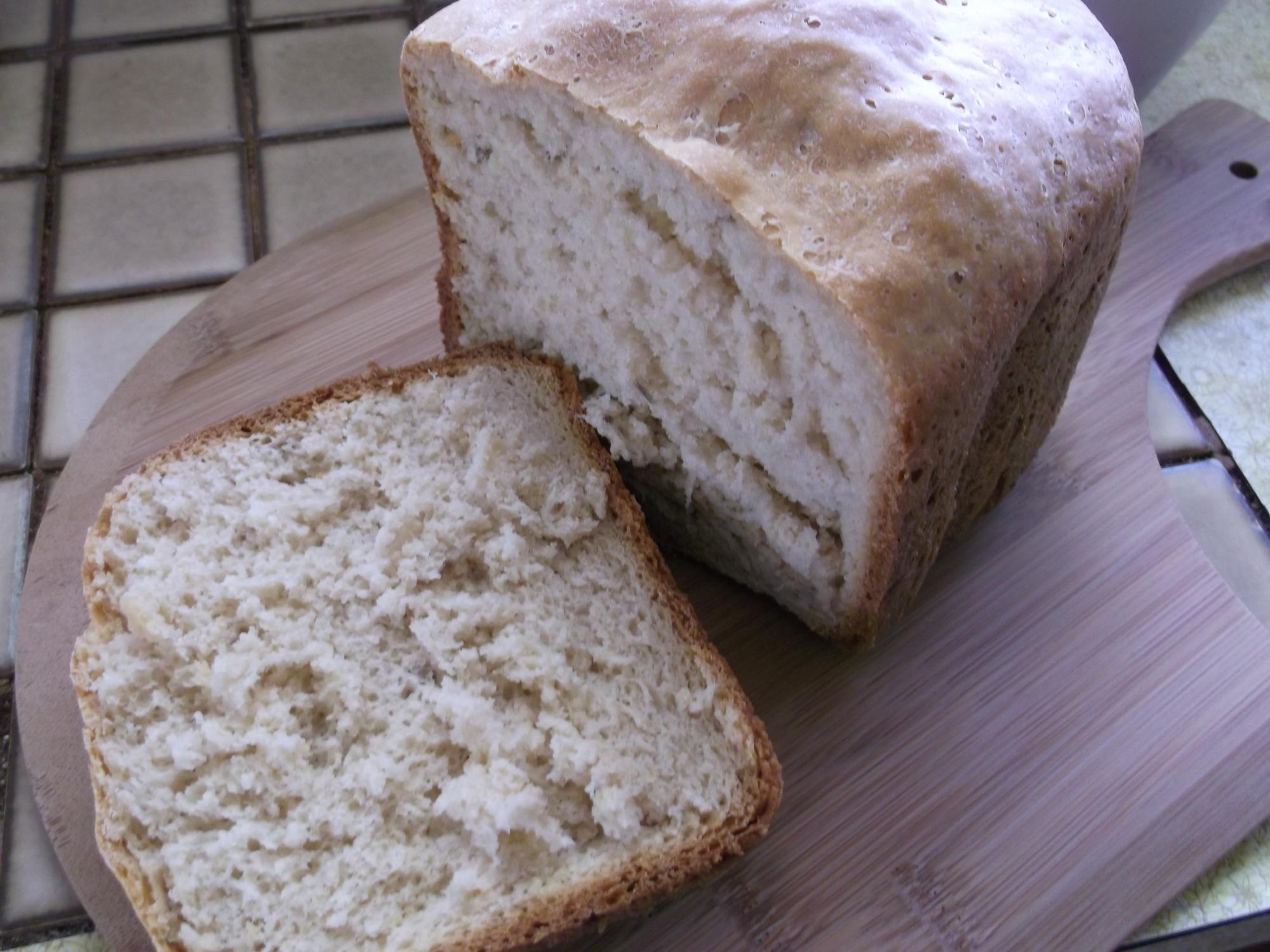 ルバーブ入り☆ホームベーカリーの食パン