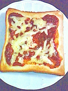 ミートピザパン