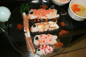 こどもの日寿司
