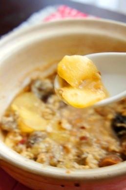 フルーツで鍋?中華スイーツ風フルーツ豆乳鍋