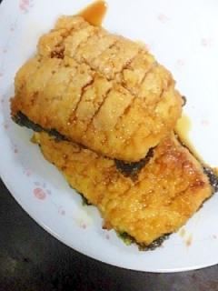 うなぎもどき 豆腐の蒲焼
