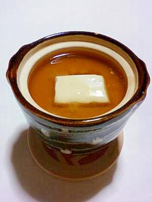 かっこいい茶碗蒸し、空也蒸し