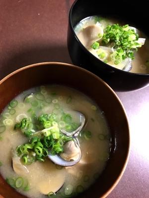 しじみ 味噌汁 レシピ