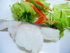 レンジで簡単◇白身魚のさっぱりレモングラス蒸し