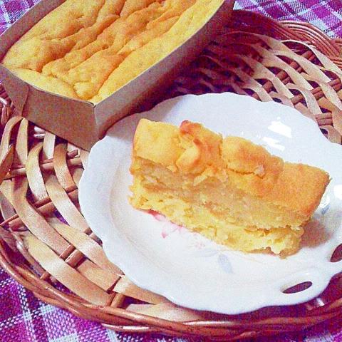 1. スイートポテトパウンドケーキ