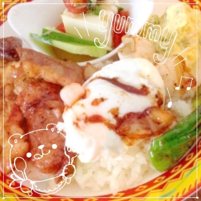 ☆焼肉丼☆