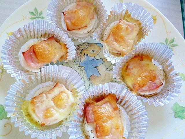 山芋チーズ焼き♪