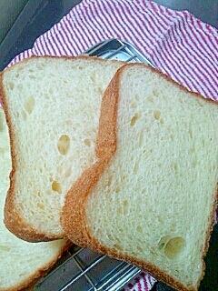 HBでミルク食パン♪