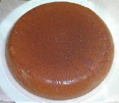 HMの抹茶カステラケーキ