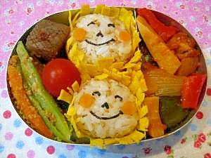 スマイルほっぺちゃんのお弁当♪