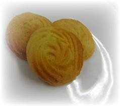 簡単☆かぼちゃクッキー☆