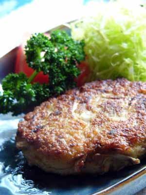 豆腐 ハンバーグ 鶏 ミンチ