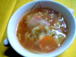 美味しくデトックススープ・トマト味