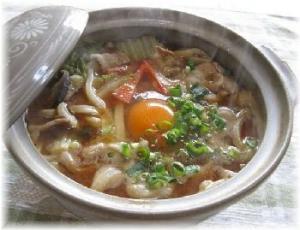 味噌煮込みうどんで温ったまろ~☆ レシピ・作り方 by はなまる子♪|楽天レシピ