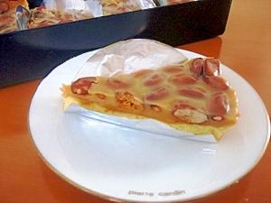 カリッと香ばしいアーモンドの焼き菓子☆フロランタン