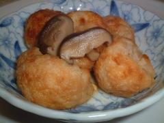 冷凍食品活用レシピ***たこ焼きおでん***
