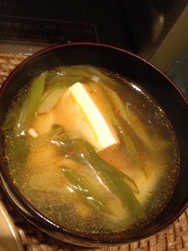 簡単◎中華スープ