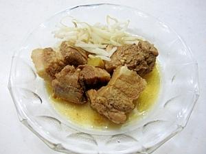 マイヤー電子レンジ圧力鍋(6)豚の角煮
