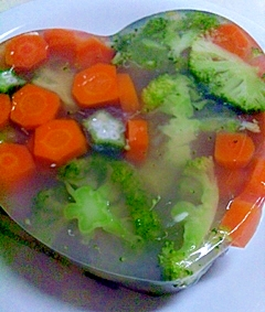 愛を込めて☆野菜いっぱい夏ダイエット☆