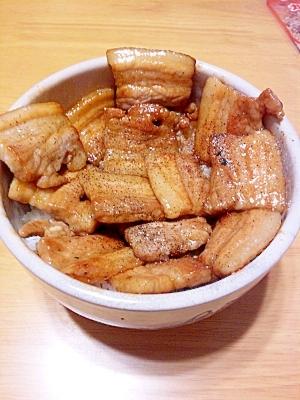 「帯広 とん田」っぽい豚丼!マジうましっ! レシピ・作り方