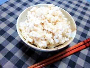 普通の炊飯器で☆玄米ご飯