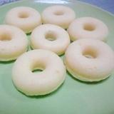 レンジチン☆ミニミニ牛乳ドーナツ