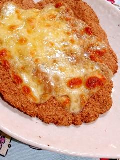 【糖質制限】全量45kcalノンオイル★ピザ生地♪