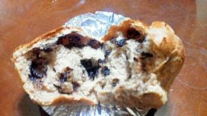 ココアとチョコのパン