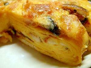 お弁当・おせちにも♪鰻ハギレの『鰻巻き(うまき)』