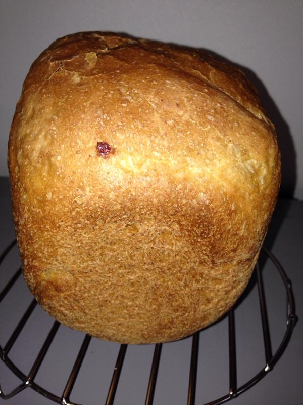 全粒粉レーズン入り食パン