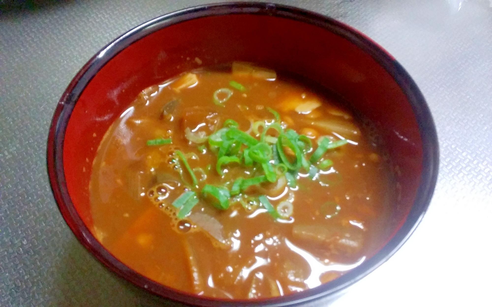 本格韓国料理☆キムチチゲ