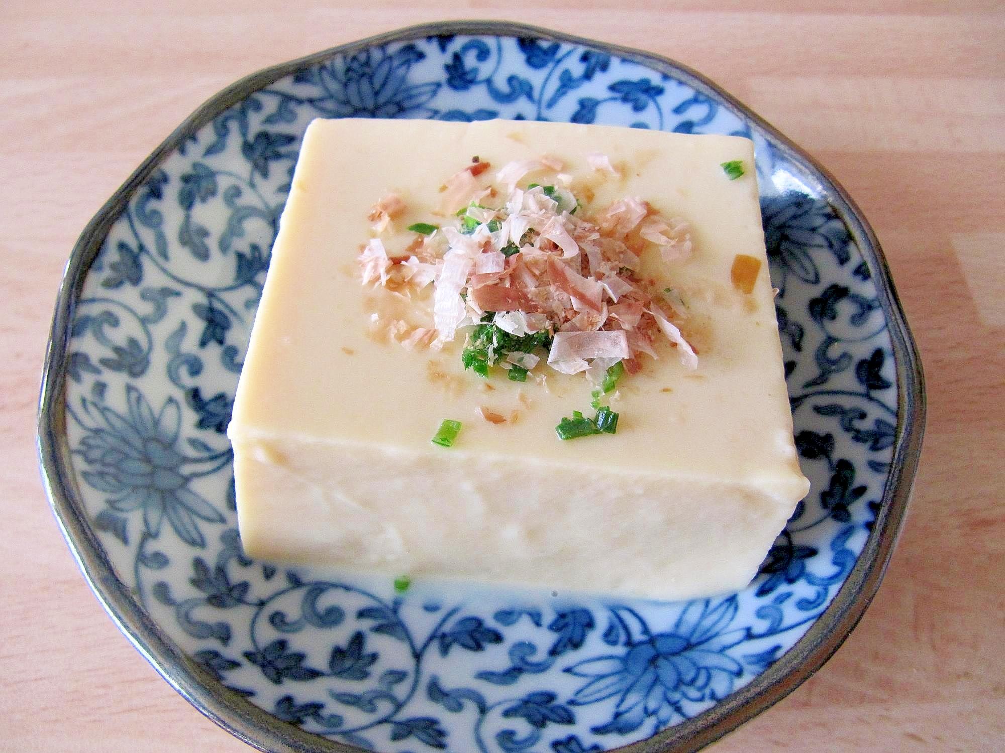 手間なし!ひよこ豆でなめらか手作り豆腐
