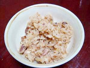 生姜の香りのさんまご飯