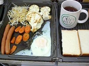 忙しい朝こそ「5月25日の朝食」