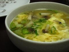 ☆しめじとたまごのスープ☆