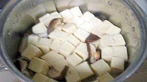 作り置き☆高野豆腐の煮物