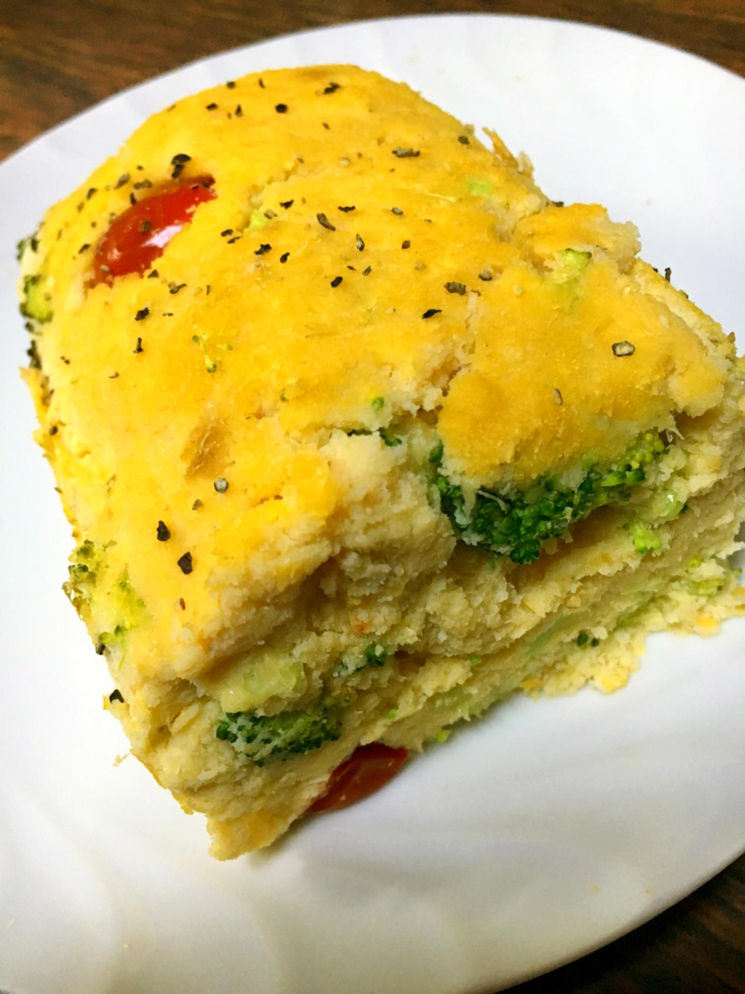 ダイエットに!!おからのケークサレ レシピ・作り方 by ぴよこのしっぽ|楽天レシピ