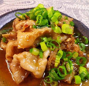 超スピード料理、豚バラ薄切り肉の味噌生姜焼き レシピ・作り方 by leopoo|楽天レシピ