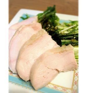 鶏胸肉 炊飯器